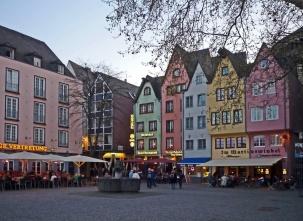 Koln Altstadt Nord Hotel